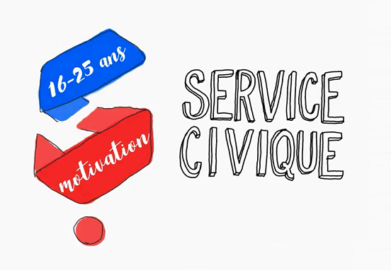 Séance d'information Service Civique - Reims