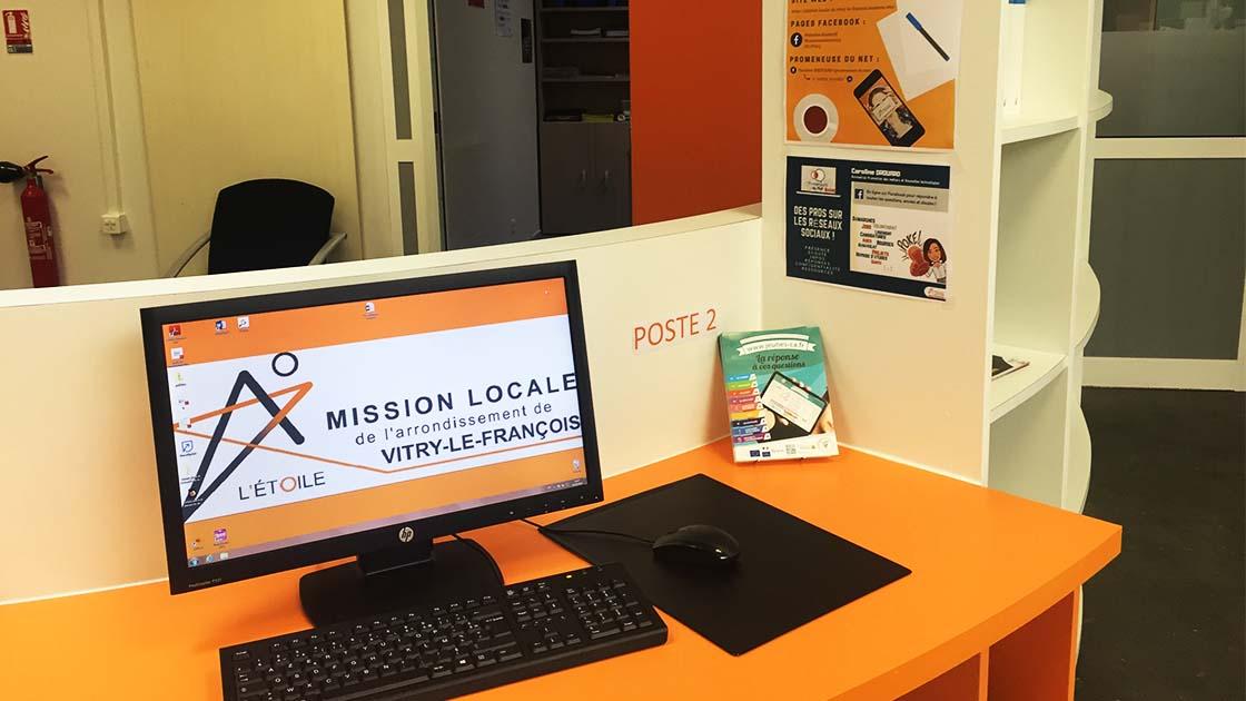 Mission Locale l'Etoile Vitry le François