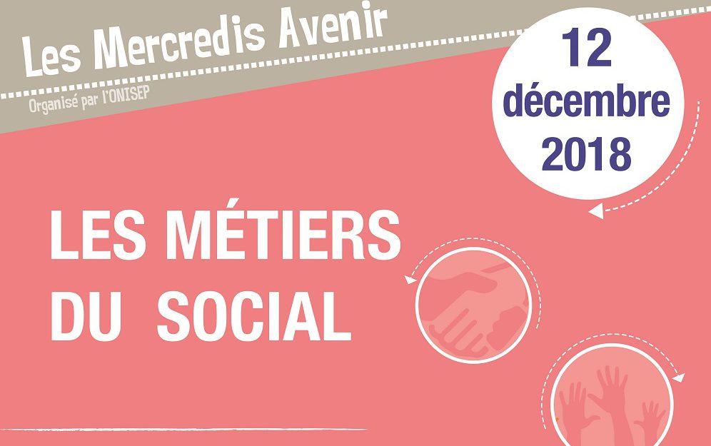 Mercredi Avenir Les Métiers du Social - Reims