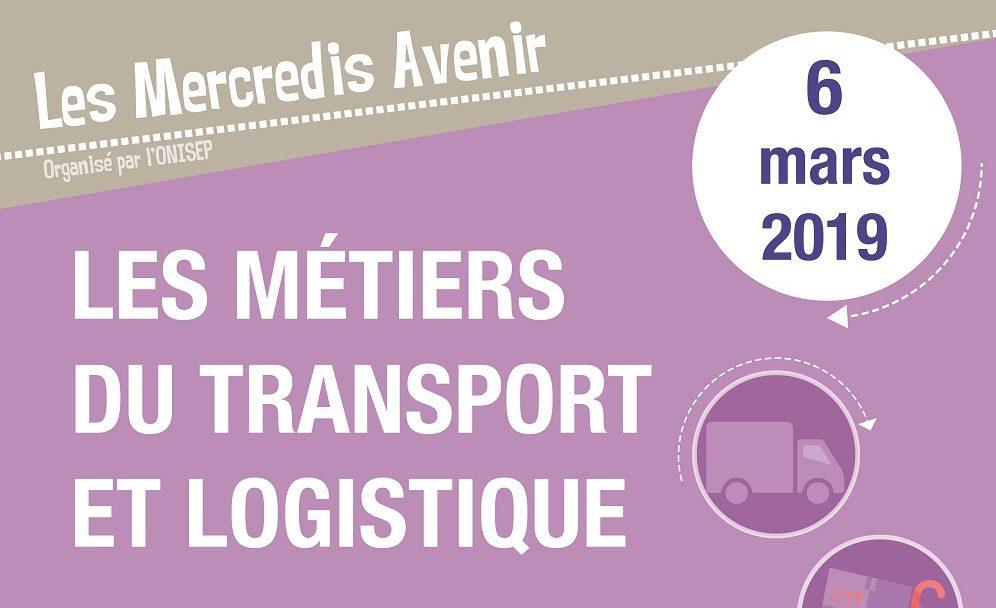 Les Mercredis Avenir de Reims - Métiers du transport et logistique