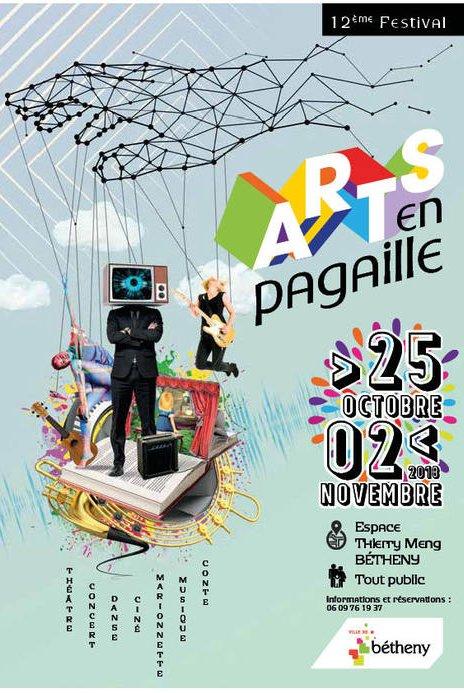 Festival Arts en Pagaille - Bétheny