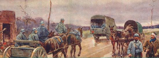 Grande Guerre 14/18 - Romilly sur-Seine