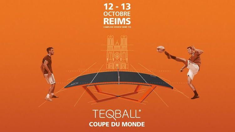 Coupe du Monde de Teqball - Reims