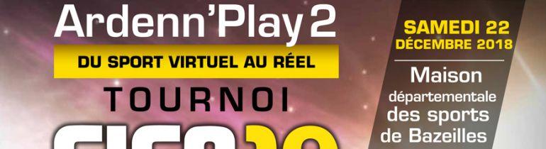 Ardenn'Play - Bazeilles