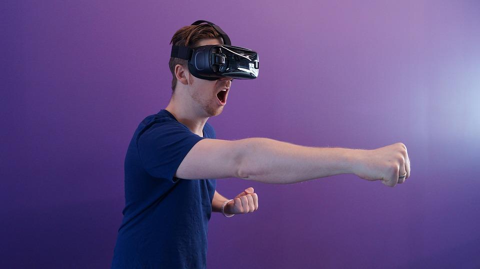Découverte de la réalité virtuelle - Reims