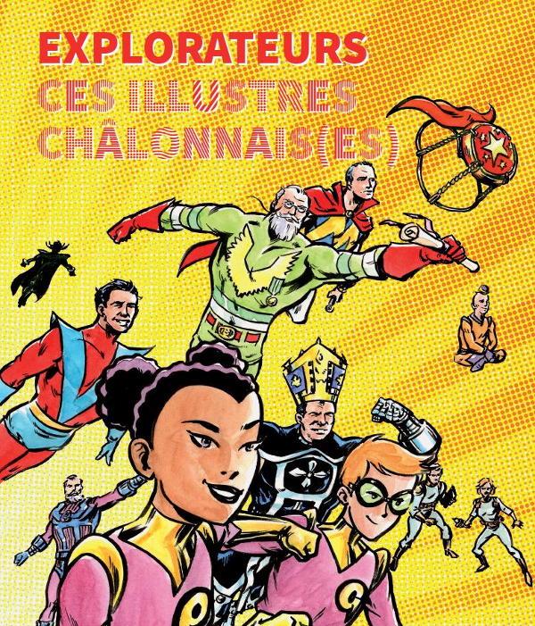 ILLUSTRES CHÂLONNAIS(SES) - Châlons-en-Champagne
