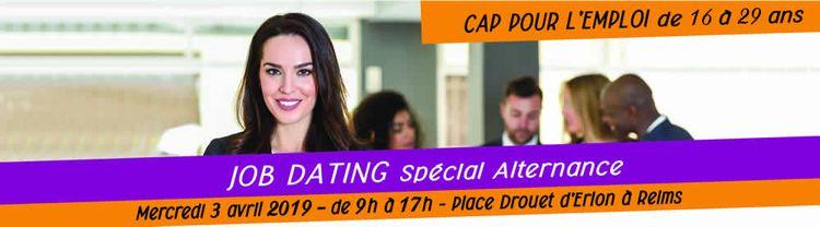 Cap pour l'emploi : un job dating spécial Alternance - Reims