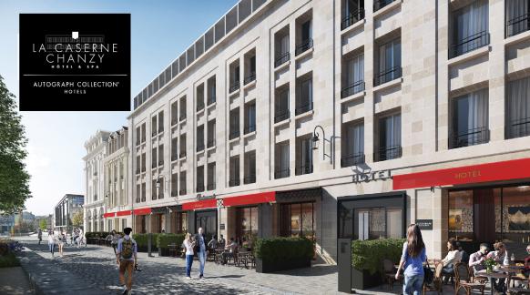 La Caserne Chanzy - Hôtel & Spa recrute à Reims !
