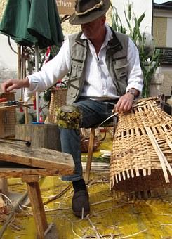Métiers de la vannerie et de l'osiériculture - Langres