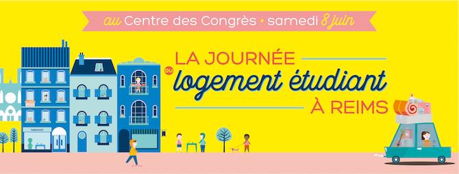 Journée du Logement Etudiant  - Reims
