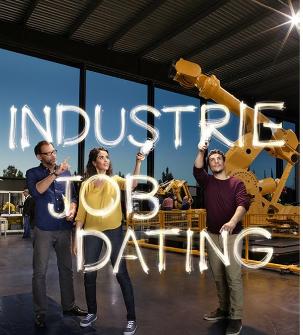 Job dating de l'industrie - Charleville-Mézières et Saint-Dizier