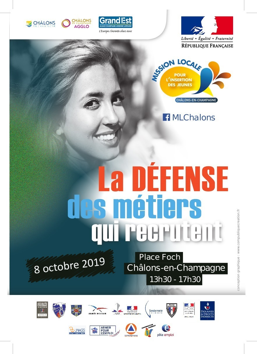 Journée défense - Châlons-en-Champagne