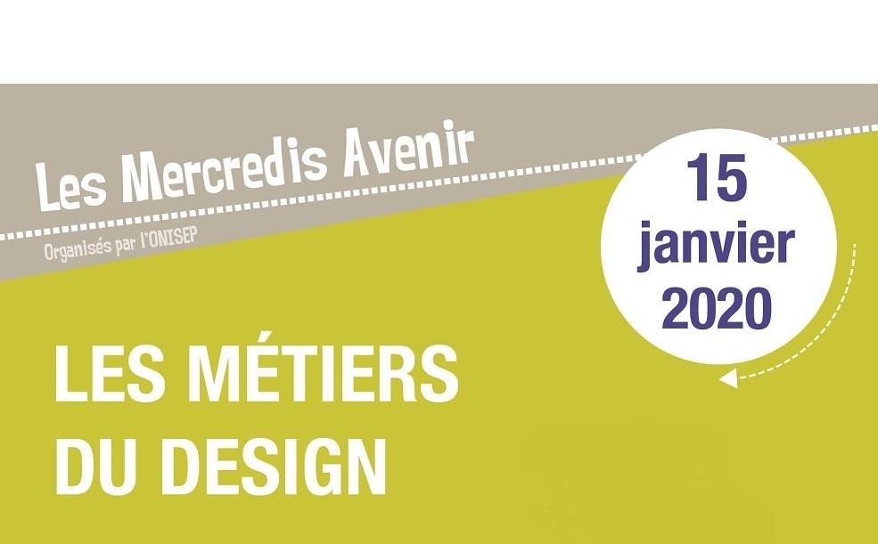 Mercredi avenir à Reims: les métiers du design