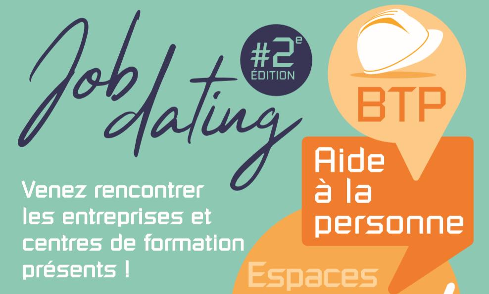 La ville de Bétheny organise son Job Dating 2ème édition !