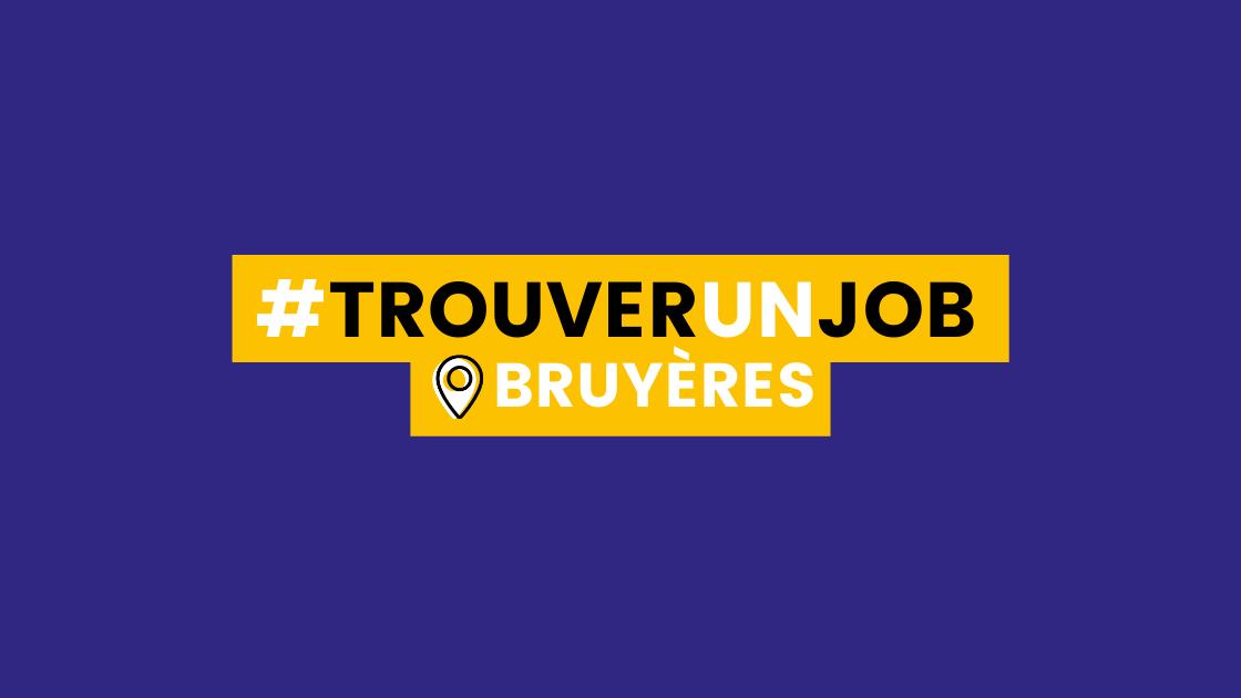 Journées Jobs à Bruyères [reporté]