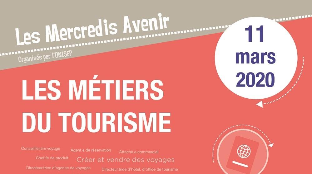 Les Mercredis Avenir à Reims : les métiers du tourisme
