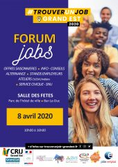 Forum Jobs d'été à Bar le Duc