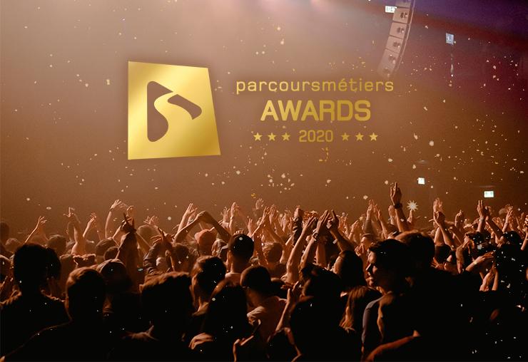 Les Parcours Métiers Awards 2020 sont 100% en ligne