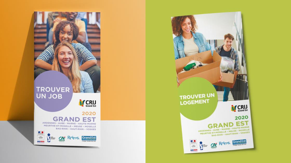 Trouver un job ou un logement : 2 guides disponibles pour t'aider !