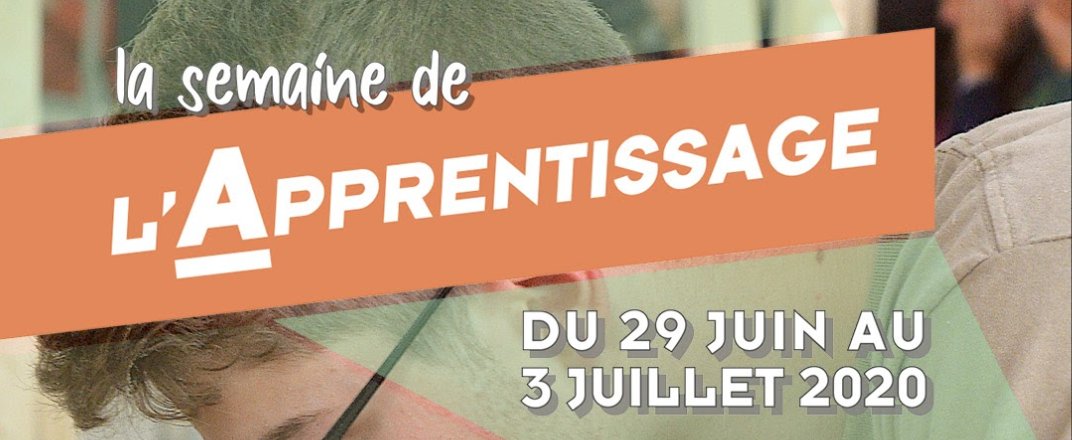 La Semaine de l'Apprentissage : un rendez-vous 100% en ligne !