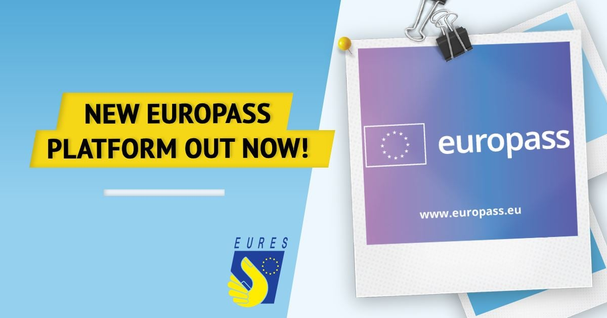 Un projet de mobilité ? Découvre la nouvelle version de la plateforme Europass