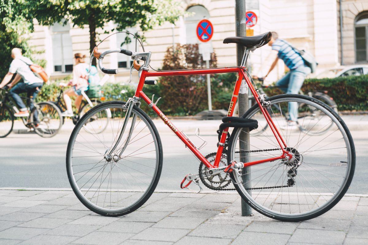 C'est bientôt le printemps, sors ton vélo !