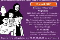 """Le BIJ de Langres organise, avec le service """"Promotion des métiers"""" [...]"""