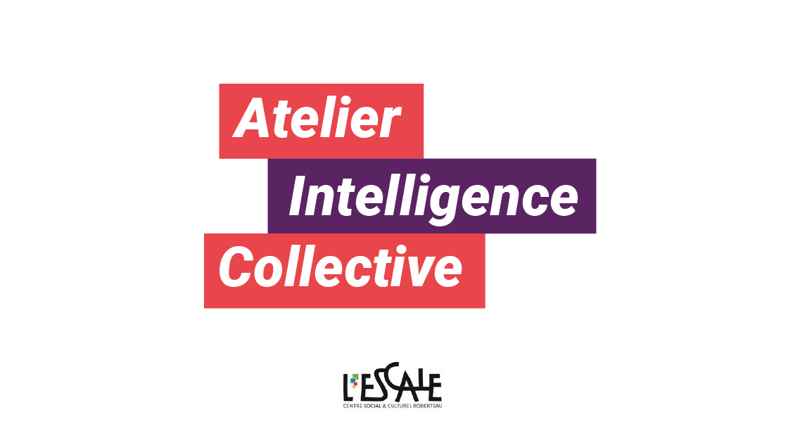 Atelier intelligence collective - Strasbourg Robertsau