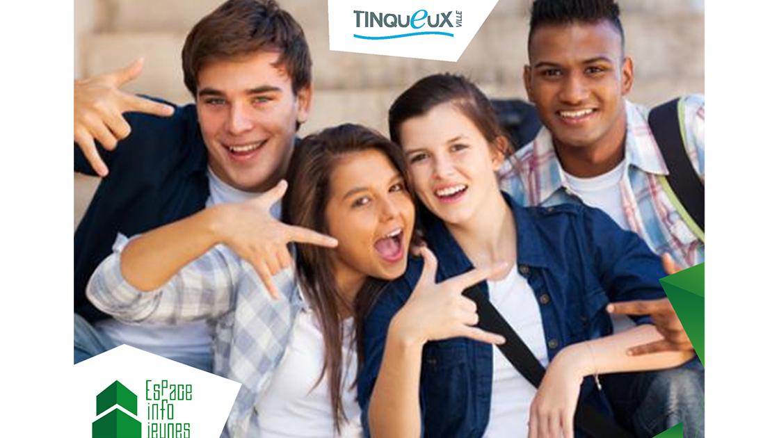Finance ton projet grâce à l'action Initiative Jeunes - Tinqueux