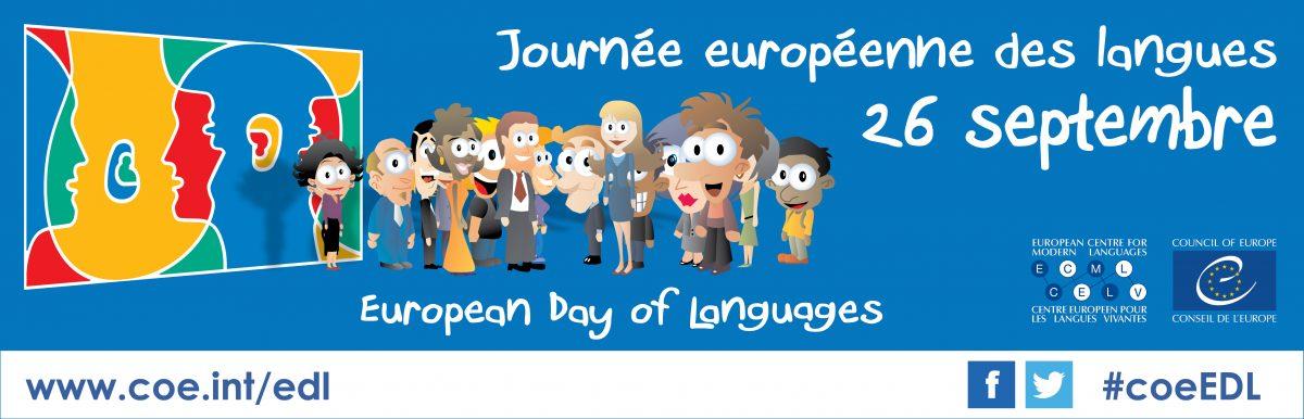 Journée européenne des langues : rendez-vous le 26 septembre !